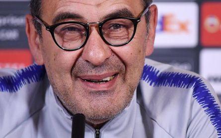 """Sarri: """"Hazard es bueno para cualquier equipo"""""""