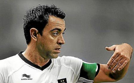 El Betis ha hecho dudar a Xavi, cuya intención pasa por seguir en Qatar.