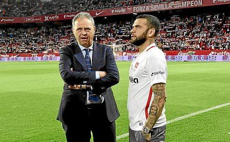 La confesión de Alves: 'Lo tenía hecho al 95% con el Madrid...'