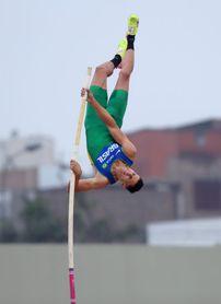 El brasileño Dutra Da Silva deja sin título sudamericano al campeón olímpico