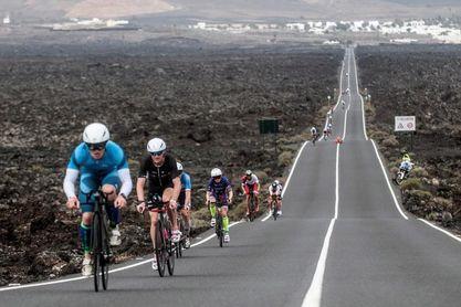 Frederik Van Lierde y Nikki Bartlet ganan el Ironman de Lanzarote