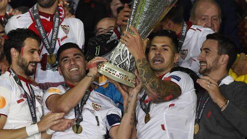 """Vitolo: """"Pasé mis mejores momentos en el Sevilla"""""""