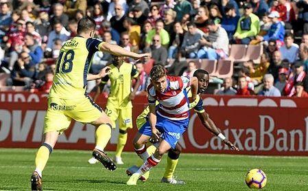 Pozo ha disputado 30 encuentros esta temporada en Segunda.