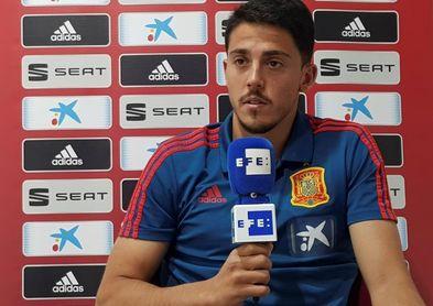 """Pablo Fornals marca las semifinales como objetivo """"obligatorio"""""""