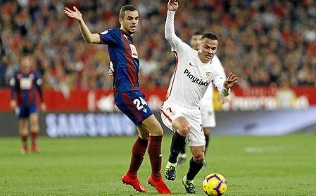 Joan Jordán ha acordado un contrato de cuatro años más uno opcional con el Sevilla, que le triplicaría su sueldo.