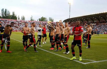 1-0. El Mallorca sufre, pero jugará la final