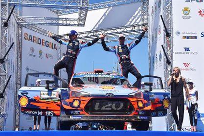 Dani Sordo consigue su segunda victoria en WRC