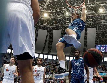 """Burjanadze: """"Espero ayudar al Gran Canaria; mi mejor momento está por llegar"""""""