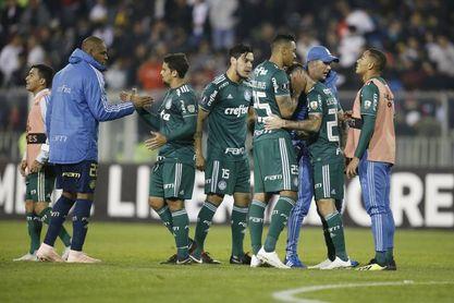 La Justicia confirma una victoria y Palmeiras se aisla aún más en la cima en Brasil