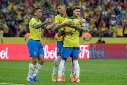 Brasil jugará un amistoso con Perú el 10 de septiembre en Los Ángeles