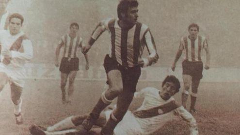 Irizar llegó al Betis en enero de 1968.