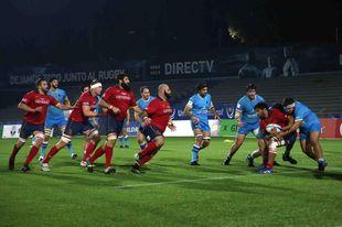 España vence a Uruguay y vuelve a la península con tres victorias sudamericanas