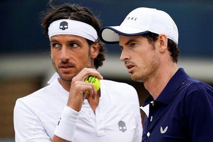 Feliciano López completa el doblete en Queen's al ganar el dobles junto a Murray