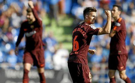 Denis quiere volver a ser protagonista para jugar la Eurocopa con España.