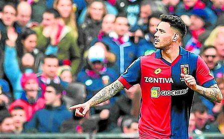 Tonny Sanabria, pese a firmar por 18 meses, no convenció al Génova.