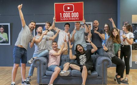Fútbol Emotion alcanza el millón de suscriptores en Youtube