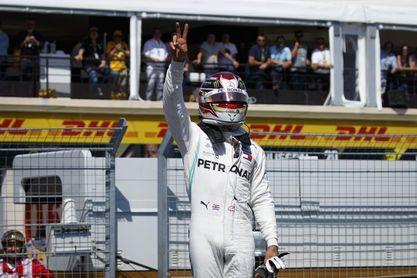 El Mundial de F1 superó primer tercio sin alternativa a Hamilton y a Mercedes
