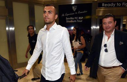 Joan Jordán, en Sevilla para firmar por cuatro temporadas