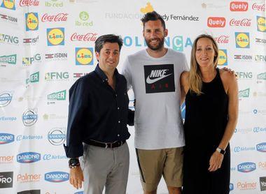 """Rudy Fernández: """"El Barça está haciendo fichajes muy potentes"""""""