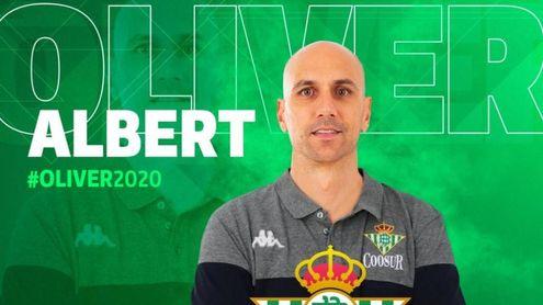 Albert Oliver, segunda incorporación del Coosur Real Betis