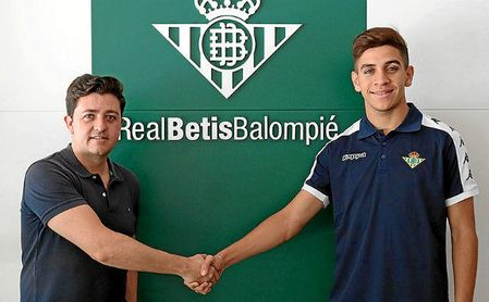 El Betis Deportivo firma a Mohamed Mizzian.