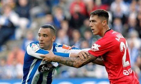 Quique González ejecuta una cláusula de del contrato para irse al Eibar