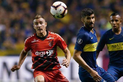 Boca pierde por lesión a Lisandro López para el partido ante el Paranaense