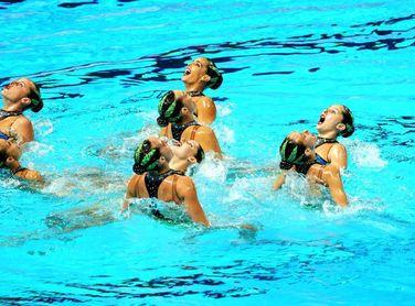 Equipo español de natación artística libre se clasifica para la final