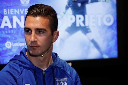El Espanyol oficializa el fichaje del portero Andrés Prieto