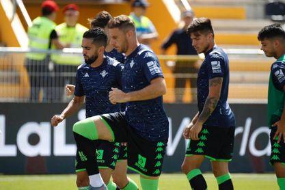 Raúl huele el gol y Joaquín seguirá hasta cuando quiera