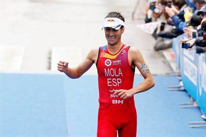 Mola es segundo en el Mundial que lidera Luis; Gómez Noya y Alarza le siguen