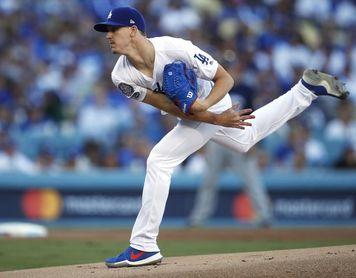 Saladino brilla con grand slam; Buehler domina y Dodgers logran barrida