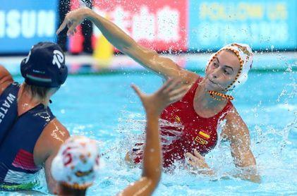 16-10. España jugará la final ante EEUU con el billete olímpico asegurado