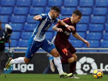 El Leganés anuncia la llegada como cedido del lateral Marc Navarro