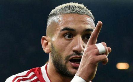 """Ziyech: """"Para mí el Sevilla tiene el mismo nivel que el Ajax; no cambias por nada"""""""