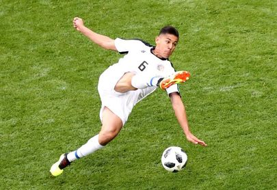 El Levante ficha al internacional costarricense Óscar Duarte hasta 2021
