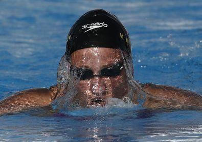 Belmonte y Pons, plata en 800 metros libres y 400 estilos en Tokio