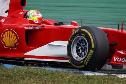Mick Schumacher logra en Hungría su primera victoria en la Fórmula 2