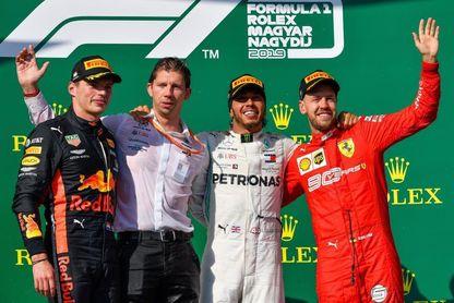 Verstappen: Lo dimos todo, pero Hamilton fue claramente algo más rápido