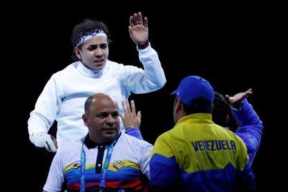 Final familiar: Rubén gana a Jesús y los Limardo dan oro y plata a Venezuela