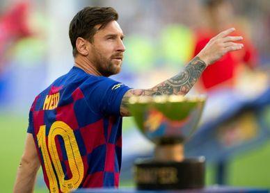 Los niños españoles quieren a Leo Messi como jefe