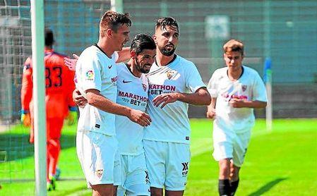 Wöber firmó buenos minutos el domingo, con asistencia incluida, pero lo hizo como lateral izquierdo.