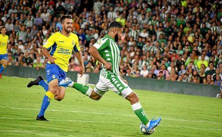 En directo | Real Betis 1-0 UD Las Palmas