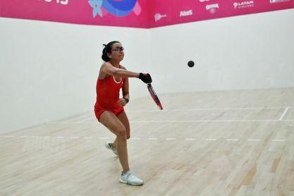 El ráquetbol, el deporte de raqueta para cuyos campeones no hay Olimpiadas