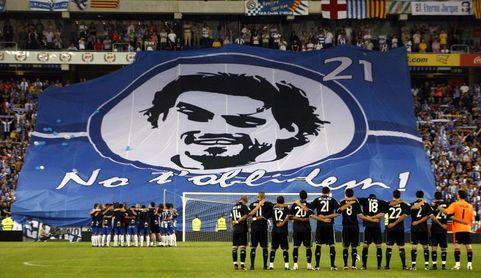 Diez años sin Dani Jarque, eterno capitán del Espanyol