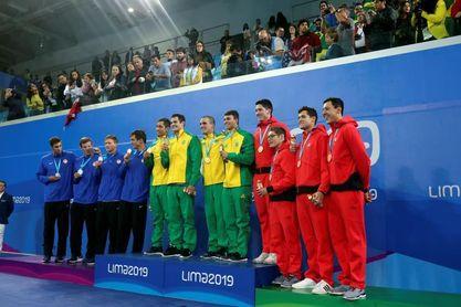 Romani y la natación de EE.UU. se lucen, mientras las argentinas pierden por la camiseta