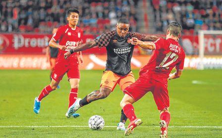 """Matos, sobre Bergwijn: """"Es normal que el PSV pida 40 kilos"""""""