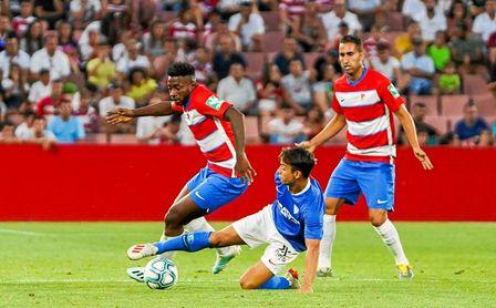 En directo: Granada 2-1 Sevilla FC