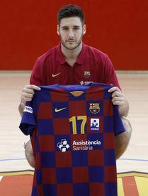 """Abel Serdio: """"Venir al Barça es lo más grande a lo que aspira un jugador"""""""