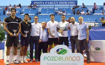 Andrés Artuñedo y Sergio Martos se coronan en Pozoblanco